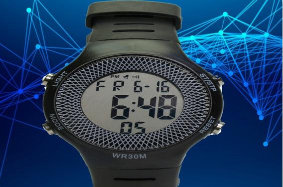 Relógio Esportivo De Pulso Digital A Prova D