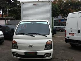 Hyundai Hr 2.5 Hd Bau De Aluminio 2013