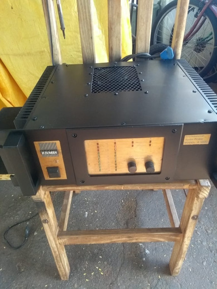 Amplificador De Potência - Voxman A-1200