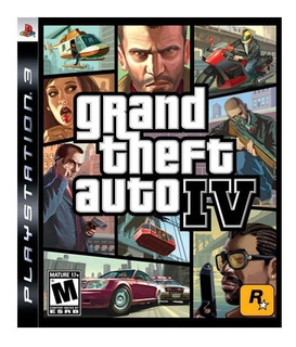 Grand Theft Auto Iv Gta Iv Ps3