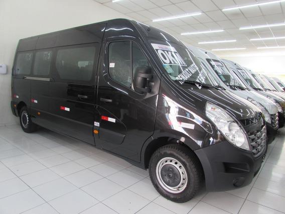 Renault Master Executiva L3h2 Preta