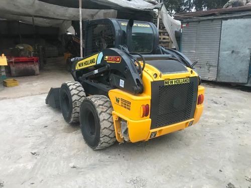 Minicargador Bobcat  New Holland L220 Excelente Estado