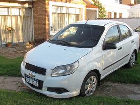 Chevrolet Aveo 2012 G3 U$ 5000 + Cuotas