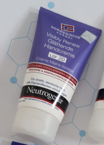 Neutrogena 75ml Creme Hidratante Visibly Renew Fps20