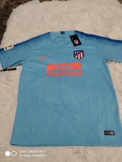 Camisa Oficial Do Atlético De Madri