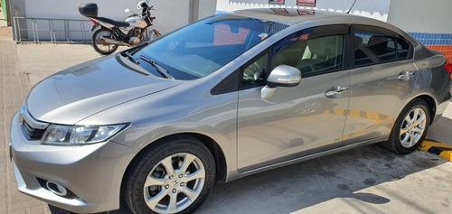 Imagem 1 de 5 de Honda Civic 2014 2.0 Exr Flex Aut. 4p