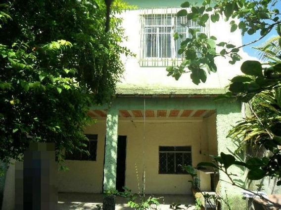 Jardim Nova Era/nova Iguaçu.casa 2 Quartos(1 C/ Closet), Quintal Amplo De 180m². - Ca00447 - 32690397