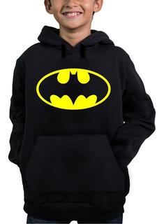 Moletom Infantil Herois Super Herois Hq Nerd Geek Promoção