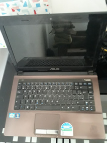 Notebook Asus K43e - Ssd 480gb
