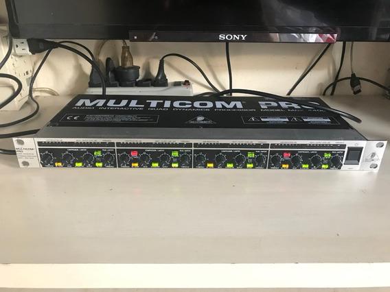 Multicom Pro Behringer Mdx-4400
