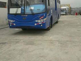 Vendo Bus Hino Con 4 Puertas, Precio Negociable