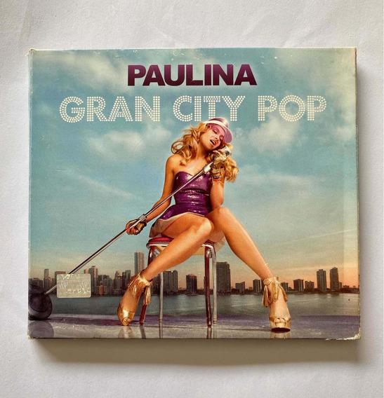 Paulina Rubio Cd + Dvd Gran City Pop