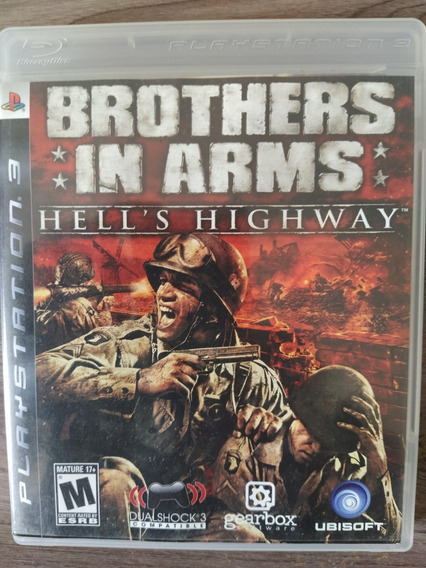 Brothers In Arms Hell`s Highway Ps3