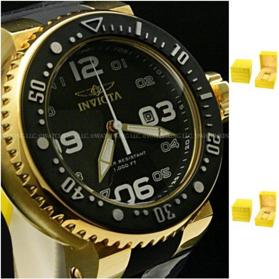 Relógio Invicta Lançamento 21521 Original 300 Metros.