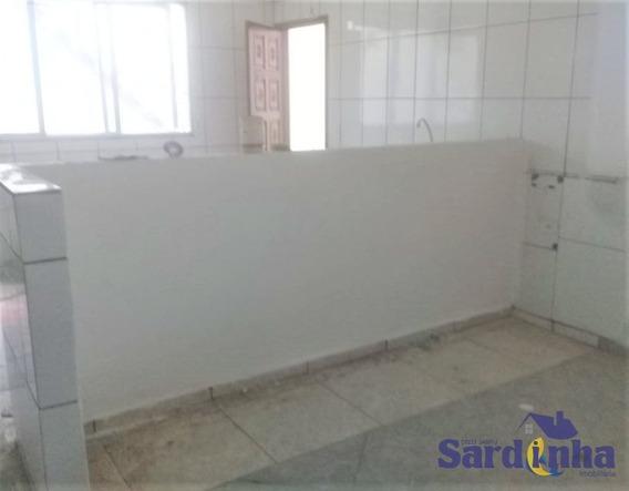 Casa Para Locação - 52m² Com 2 Dormitórios E Lavanderia - Jd. Guarau - Sp - Ml1289