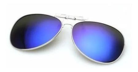 Lentes Clip On Bl Polarizadas Para Óculos - Proteção Uv400