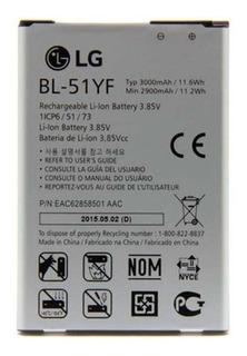 Bateria Lg G4 Bl-51yf G4 Stylus H540 H630 H815 H818 Origina