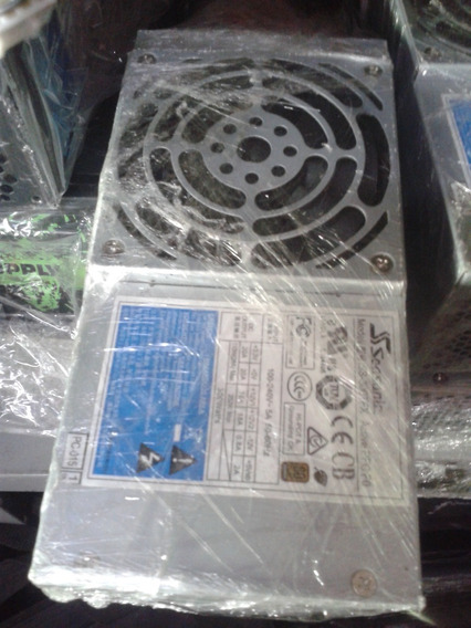 Fonte Atx Slim Seasonic Ss-300tfx Active Pfc 300w