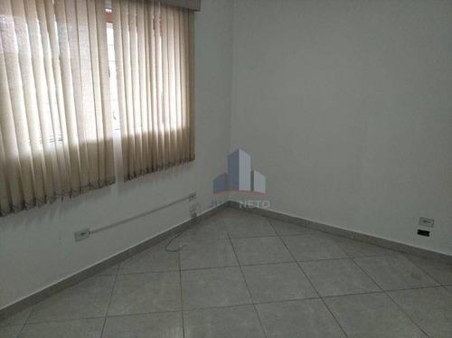Imagem 1 de 8 de Sala Para Alugar, 60 M² Por R$ 1.500/mês - Vila Noêmia - Mauá/sp - Sa0217