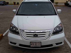 Honda Odyssey Touring Minivan Cd Qc Dvd At 2010