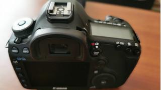 Cámara Profesional Canon Eos 5d Mark Iii, Made In Japan
