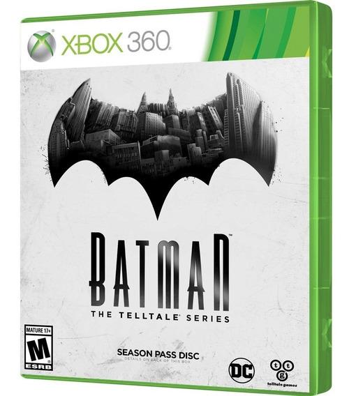 Jogo Batman The Telltale Series Xbox 360
