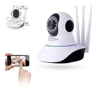 Camara Ip Wifi Hd Motorizada Vision Nocturna 360° Ml2881