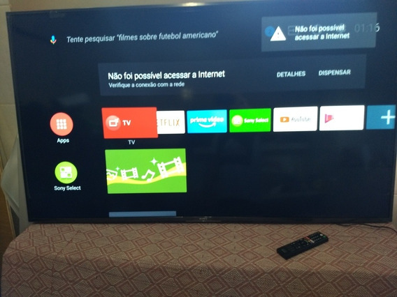 Televisor Sony Smart Tv 4k Android Kd-65x755f