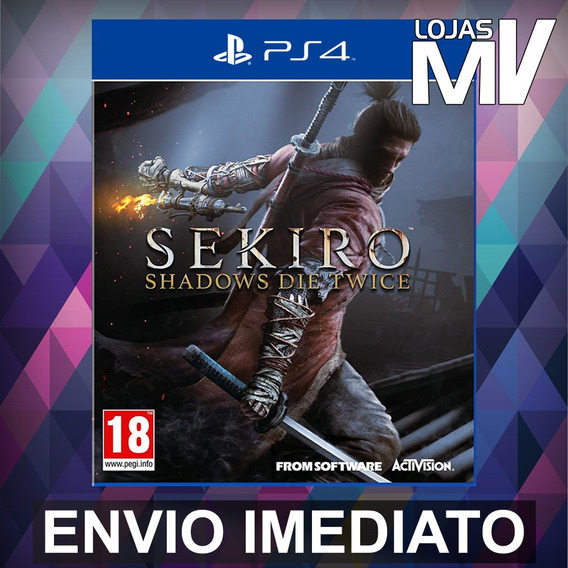 Sekiro: Shadows Die Twice - Codigo Digital 12 Digitos Ps4