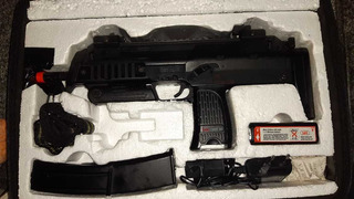 Metralhadora Mp7 Airsoft 6mm