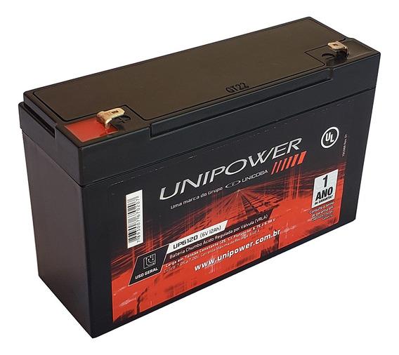 Bateria 6v 12ah Moto Elétrica, Carrinho Elétrico, Brinquedo