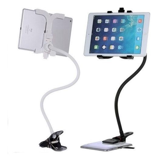 Suporte Universal Articulado Tablet iPad Gps Tv Mesa Cama