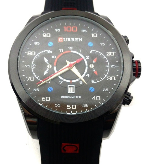 Relogio Masculino Curren 8166 Curren Watches Curren Sport