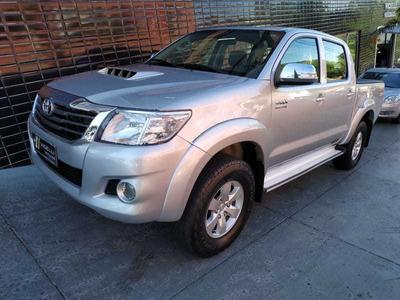 Toyota Hilux Cd 4x4 Srv 3.0 2013