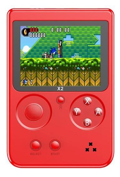 Console De Jogos Built In 2500 Games Grátis