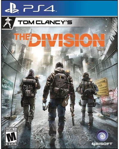 Tom Clancys The Division - Ps4 Fisico Nuevo & Sellado