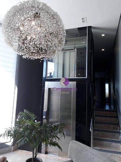 Casa Residencial À Venda, Residencial Estância Bom Repouso, Mogi Das Cruzes. - Ca0371