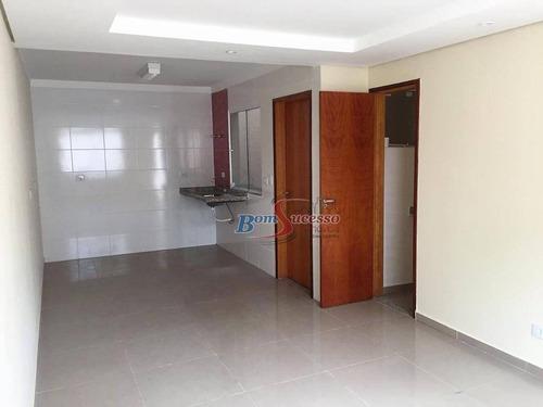Imagem 1 de 22 de Sobrado Com 2 Dormitórios À Venda, 54 M² Por R$ 380.000,00 - Chácara Mafalda - São Paulo/sp - So1024