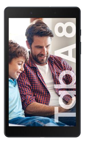 """Tablet  Samsung Galaxy Tab A 2019 SM-T290 8"""" 32GB negra con 2GB de memoria RAM"""