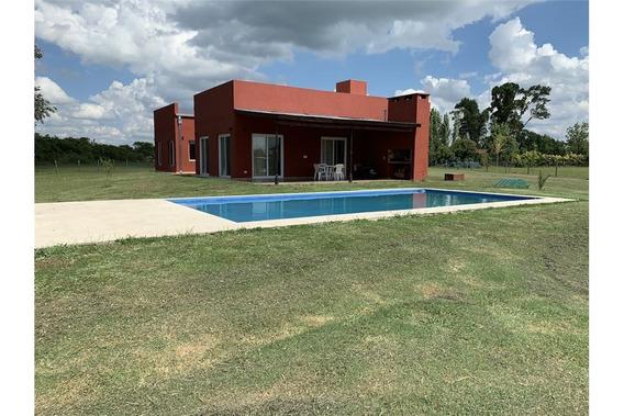 Venta Casa Club De Campo La Ranita Impecable
