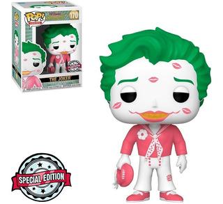 Funko Pop Dc Bombshells #170 The Joker - Exclusive Original!