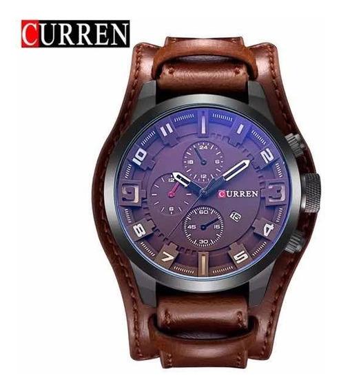 Relógio Masculino Original Curren 8225
