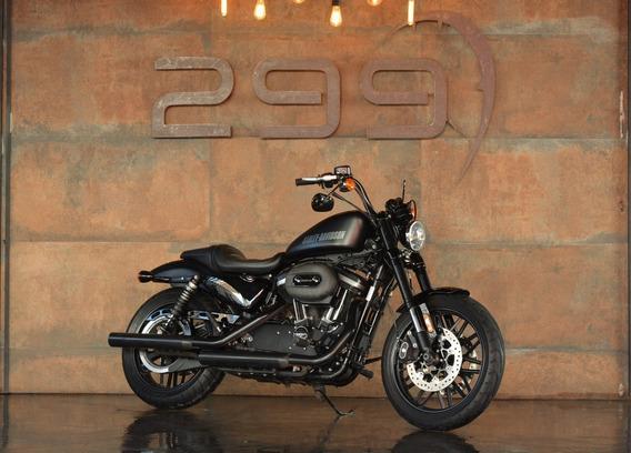 Harley Davidson Xl1200 Cx Roadster |2017 Conservada 13.673km