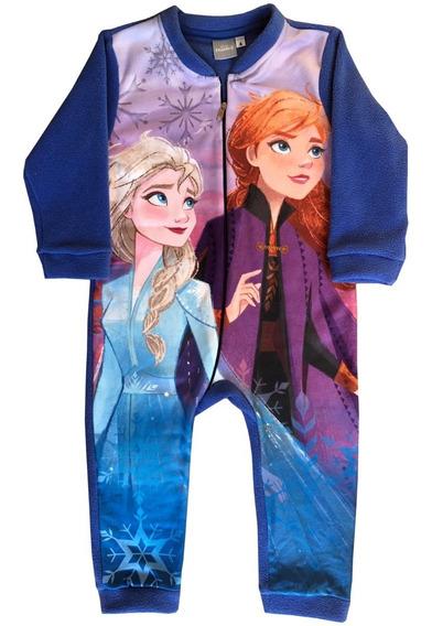 Pijama Niñas Enterito Polar Disney Frozen Orig Mundo Manias