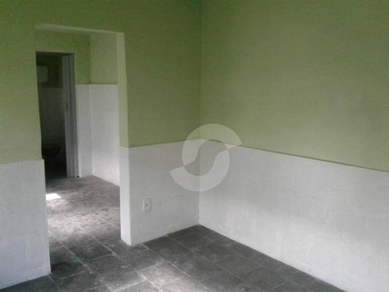 Casa De Quarto E Sala, Cozinha , Banheiro E Área Externa, Dentro De Vila, Com Hidrômetro E Relógio De Energia , Individual. - Ca1251