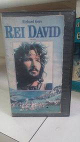 Rei David -richard Gere Legendado Vhs
