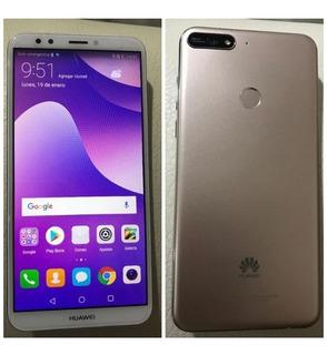 Huawei Y7 2018 Dorado (9-10)