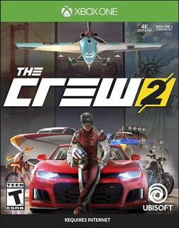 The Crew 2 Xbox One Estándar Código Digital Store