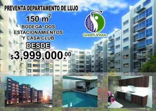 Departamento En Venta En Arboledas, Atizapan De Zaragoza, Rah-mx-20-1601