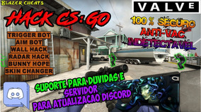 Hack Cs Go Indetectavel Anti-vac Wall Hack Skin Changer 2019
